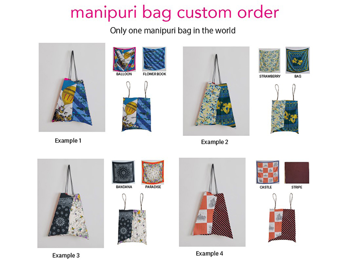 manipuri bag custom order