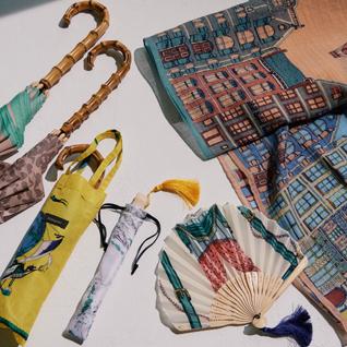 いつものスタイルを格上げする、 あると嬉しい「manipuri」のサマーアイテム