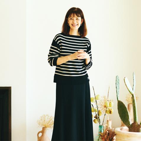 モデル 岩井ヨシエさん meets「TICCA」 いつまでも自分らしくファッションを楽しむ秘訣